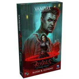 Vampire: The Masquerade Rivals - ECG Blood & Alchemy