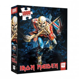 """Iron Maiden® """"The Trooper"""" 1000 Piece Puzzle"""