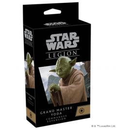 SW Legion: Grand Master Yoda Commander expansion