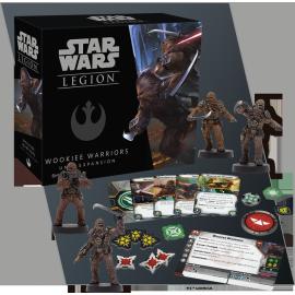 SW Legion: Wookie Warriors (2021) expansion