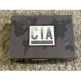 CIA - Collect It All - Boardgame