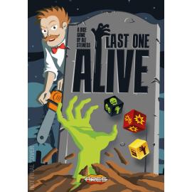 Last One Alive : Boardgame