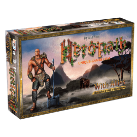 Heropath: With Allies - Boardgame