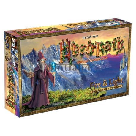 Heropath: Fire & Light - Boardgame