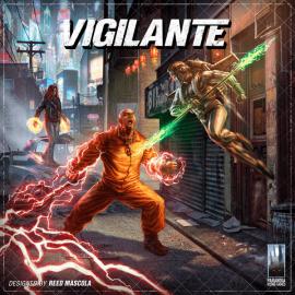 Vigilante - Boardgame