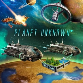 Planet Unknown - Boardgame