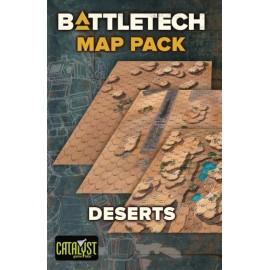 BattleTech MapPack Deserts