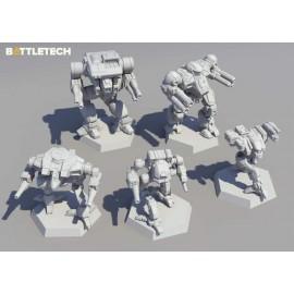 BattleTech Clan Fire Star - Miniature Games