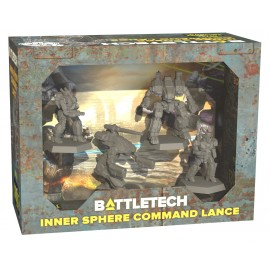 BT Inner Sphere Direct Fire Lance - Miniature Game