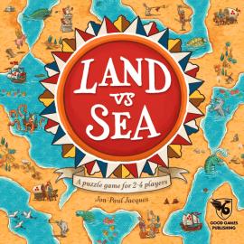 Land vs Sea - Boardgame