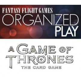 A Game of Thrones 2nd ed LCG 2017 Q2 Tournament Kit