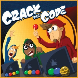 Crack the Code - Boardgame