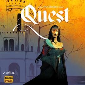 Quest - Boardgame