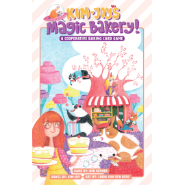 Kim Joy's Magic Bakery [C] - Card Game