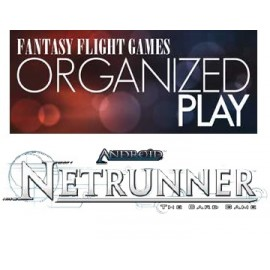 Android: Netrunner 2nd ed LCG 2017 Q2 Tournament Kit