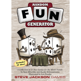 RFG A Collection of Dice Games - Boardgame