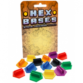 Hex Bases - Game Accessories