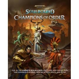 WarHammer AOS Champions of Order - RPG