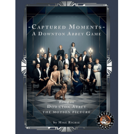 Captured Moments A Downton Abbey Game - Boardgame