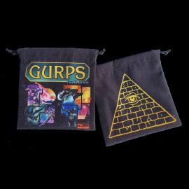GURPS 4th Edition Dice Bag