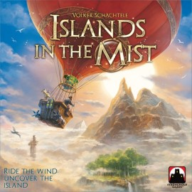 Islands in the Mist - Boardgame