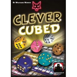 Clever Cubed - Boardgame