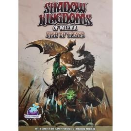 Shadow Kingdoms of Valeria Rise of Titan - Boardgame