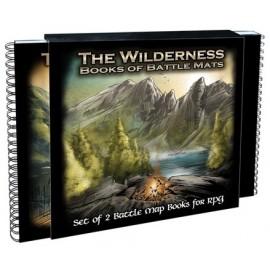 Wilderness Books of BattleMats