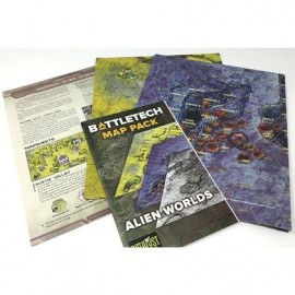 BattleTech MapPack Alien Worlds