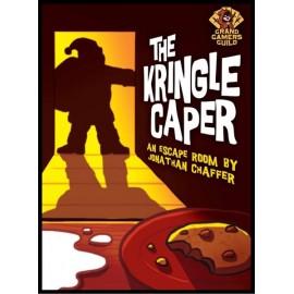 The Kringle Caper - Boardgame