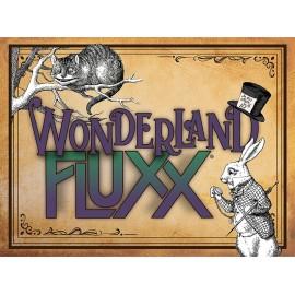 Fluxx Wonderland Fluxx - Card Game