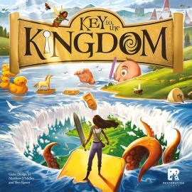 Key to the Kingdom - Boardgame