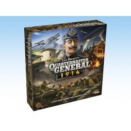 QUARTERMASTER GENERAL: 1914 - Boardgame