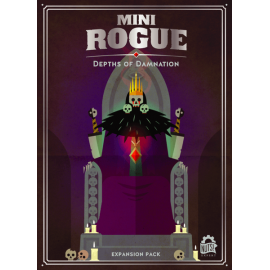 Mini Rogue: Depths of Damnation -Expansion