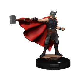 Marvel HeroClix: Avengers War of the Realms Play at Home Kit - Miniature Game