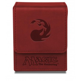 MTG Mana Flip Box Red