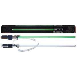 Star Wars Electronic FX Lightsaber Yoda - The Black Series