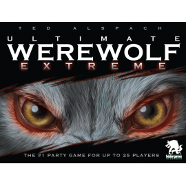 Ultimate Werewolf Extreme - Card Game