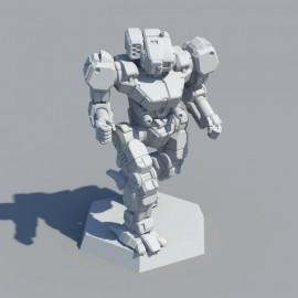 BattleTech Inner Sphere Heavy Lance - Miniature Game