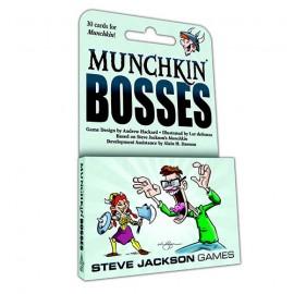 Munchkin Bosses - Card Game