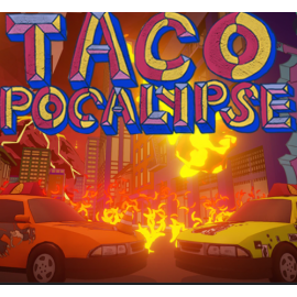 Tacopocalypse - Party Game