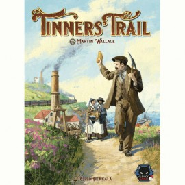 Tinners' Trail Retail - Boardgame