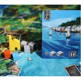 Tinners' Trail Deluxe Add Ons Box - Boardgame