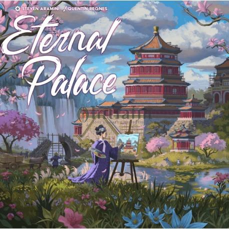 Eternal Palace Retail - Boardgame