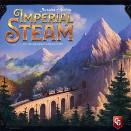 Imperial Steam - Boardgame
