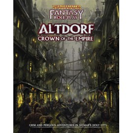 WFRP: Altdorf: Crown of the Empire - RPG