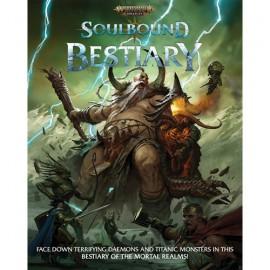 Warhammer Age of Sigmar : Soulbound, Bestiary - RPG