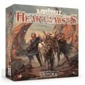 Mystfall Heart of the Mists boardgame EN