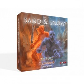 Mystfall & Heart of the Mists expansion: Sand & Snow