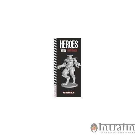 Virus: Heroes Expansion